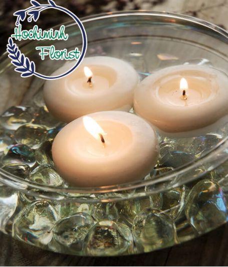 10 Pcs Floating Candle