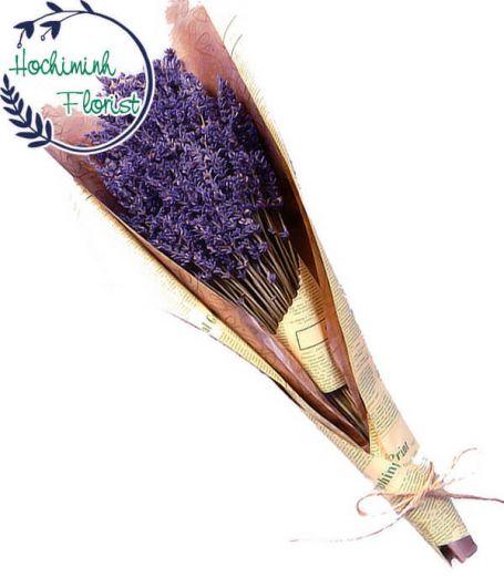 Lavender In A Bouquet