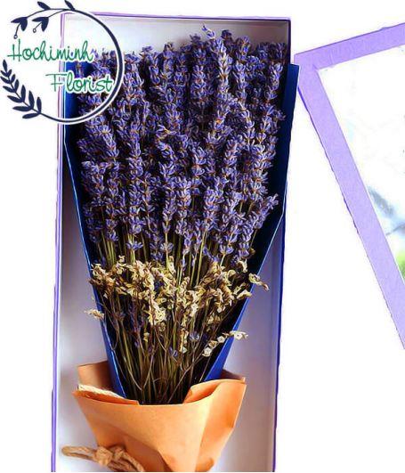 Lavender In A Box